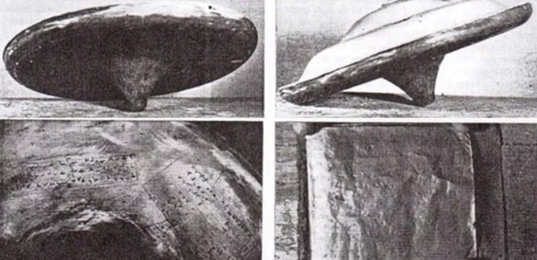 Miniature UFO Remains Rediscovered In The British Science Museum